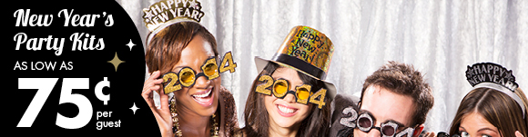 New Year's Party Kits