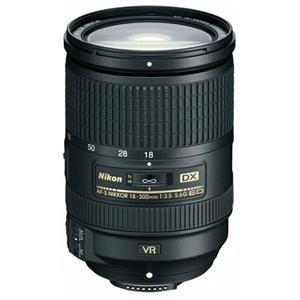 Adorama - Nikon 18-300mm f/3.5-5.6G ED IF AF-S DX VR II Lens