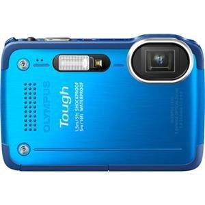 Adorama - Olympus TG-630 iHS Digital Camera