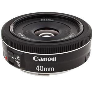 Adorama - Canon EF 40mm f/2.8 STM Pancake Lens & Bundle
