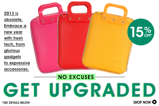 Get Upgraded 15% Off No Excuses