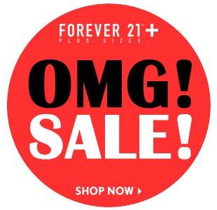 Forever 21 Plus: Sale
