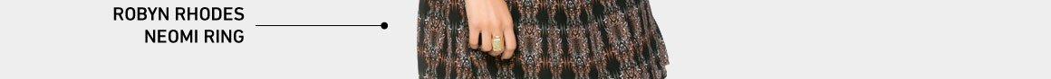 Robyn Rhodes Neomi Ring