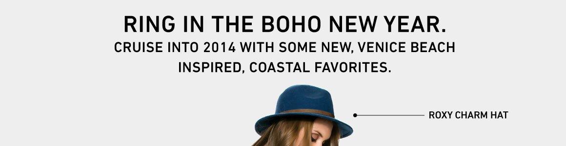 Roxy Charm Hat