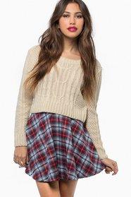 Short And Sweet Skirt