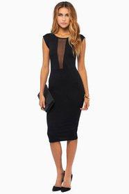 Ferrah Midi Dress