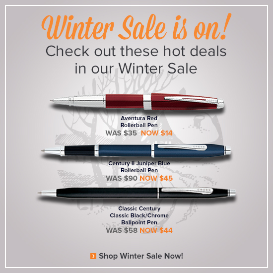 Winter Sale Deals of the Week!