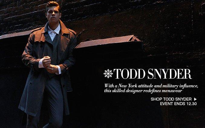 Shop Todd Snyder - Men's