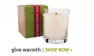 give warmth. shop now.