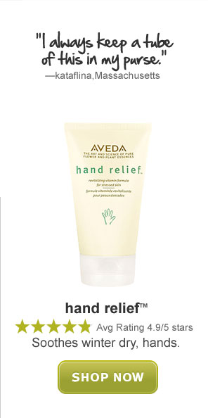 hand relief. shop now.