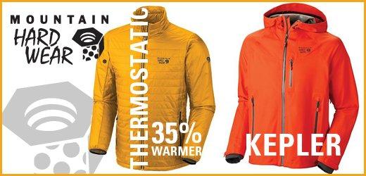 Mountain Hardwear Jackets