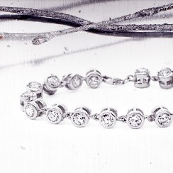 Silver Jewelry Clearance: Necklaces & Bracelets