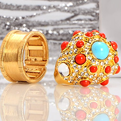 Angelique de Paris & Adami Martucci Jewelry