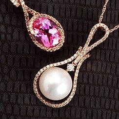 Rose Gold Jewelry Sale