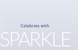 Celebrate with Sparkle