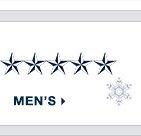 MEN'S TOP RATED >