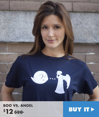 Boo vs. Angel