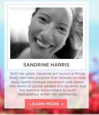 Sandrine Harris