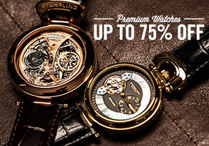 Shop Premium Watches up to 75% Off