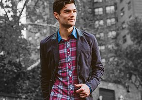 Shop Blazers & Button-Downs ft. Astronomy