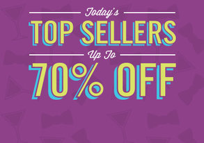 Shop Today's Top Sellers: Up to 70% Off