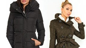 Down and Wool Coats Under $100
