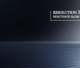 RESOLUTION 1 | REACTIVATE GLOW