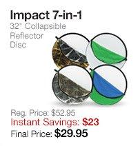 Impact Reflector Disc