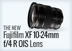 Fujinon XF10-24mm Lens