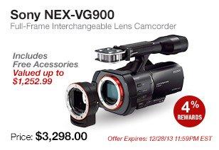 Sony NEX-VG900