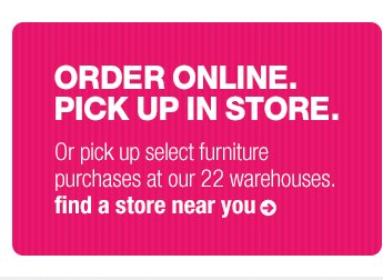 order online. pick up in store.