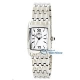 Invicta 15374 Women's Angel Textured Silver Dial Stainless Steel Watch