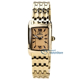 Invicta 15375 Women's Angel Textured Gold Dial Gold Plated Steel Watch