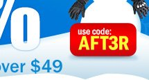10% Off Use Code AFT3R