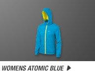 Shop the Women's Storm Shelter Jacket - Atomic Blue - Promo F