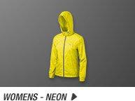 Shop the Women's Storm Shelter Jacket - Neon - Promo E