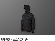 Shop the Men's Storm Shelter Jacket - Black - Promo C