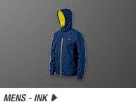 Shop the Men's Storm Shelter Jacket - Ink - Promo A