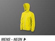 Shop the Men's Storm Shelter Jacket - Neon - Promo B