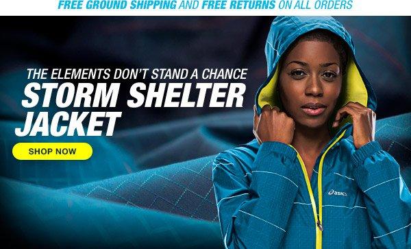 Shop the Women's Storm Shelter Jacket - Hero