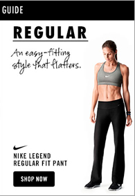 Nike Legend Regular Fit Pants