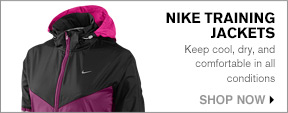 Nike Training Jackets