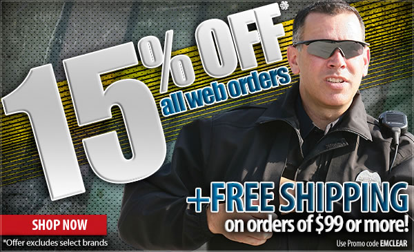 15 percent Off + Free Shipping Over 99 dollars