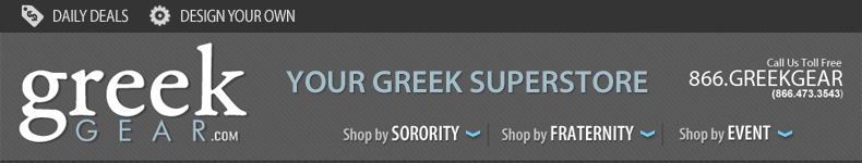 Greek Gear Your Greek Superstore