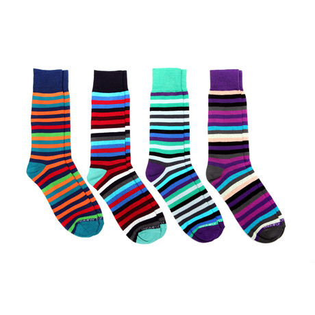 Rainbow Collection // 4 Pack