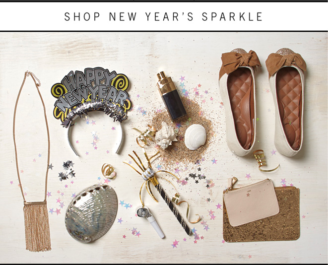 New Year's Sparkle