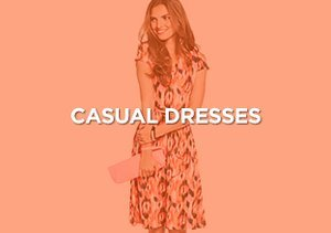 Up to 90% Off: Casual Dresses
