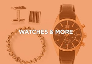 Up to 80% Off: Watches & More