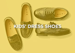 Up to 80% Off: Kids' Dress Shoes