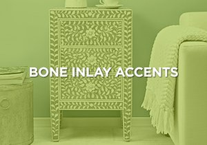 Up to 70% Off: Bone Inlay Accents